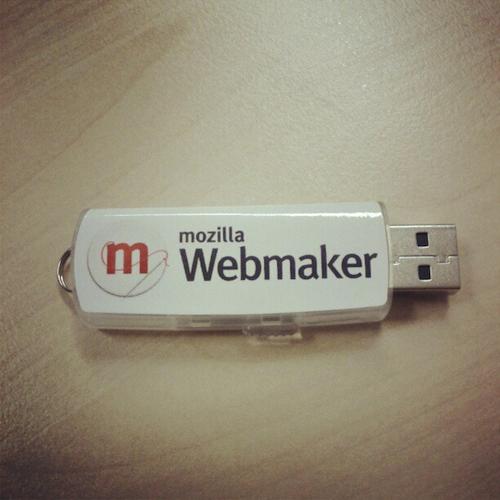 Webmaker USB Stick